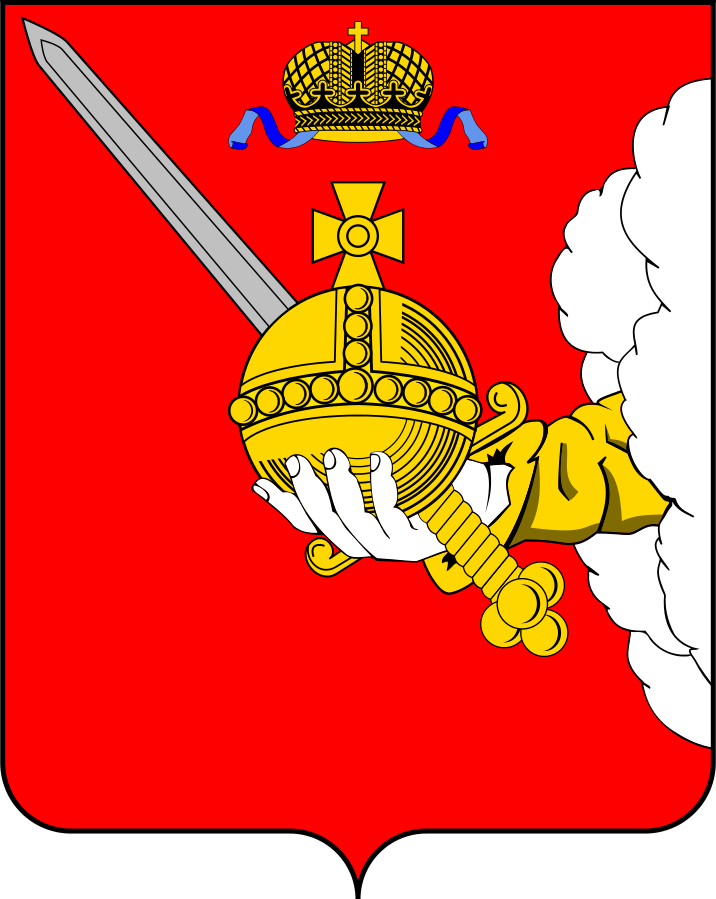 Coat of arms of Vologda oblast