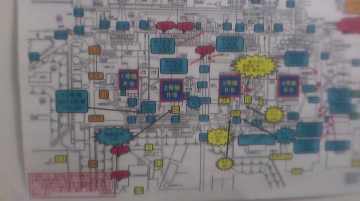 снимки, включающие схему аварийного комплекса