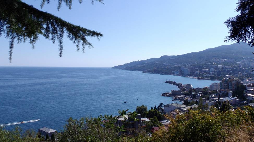 Крым - жаркие времена