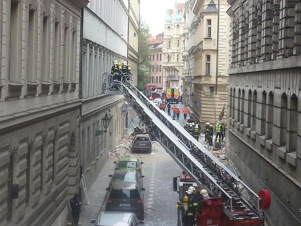 Взрыв в Чехии поможет обывателю не перепутать её с Чечнёй